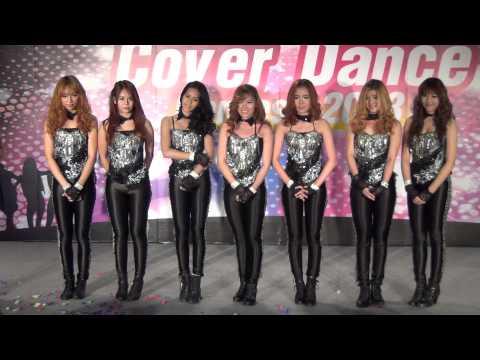 130622 [Talk] Def-G cover Rania @Gateway Ekamai Cover Dance Contest 2013 (Final Round)