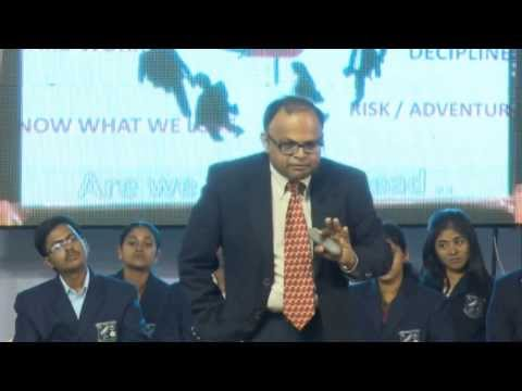 Mr. L. Krishnan Speech, Sona College Annual Day Celebrations 2014 - Part II - Tamilnadu, India