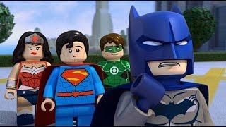 LEGO เกมส์เลโก้ แบทแมนออกล่าไล่จับผู้ร้าย EP.4