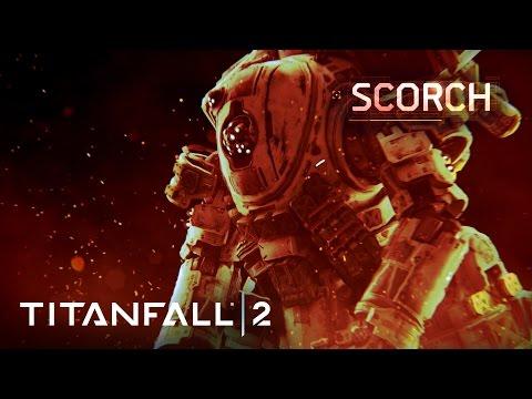 Présentation de Scorch - Titanfall 2 [VF]