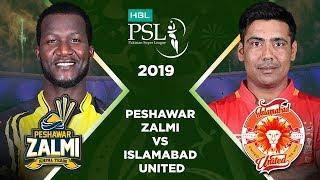 Match 33: Eliminator 2 Full Match Highlights Peshawar Zalmi vs Islamabad United | HBL PSL 2019