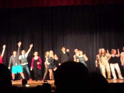 "Athol High School 2014 performance""High School Musical"" (Athol,MA)"