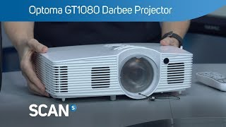 Optoma GT1080 Darbee Projector Review and comparison - Best 2017 sub £1000 projector?