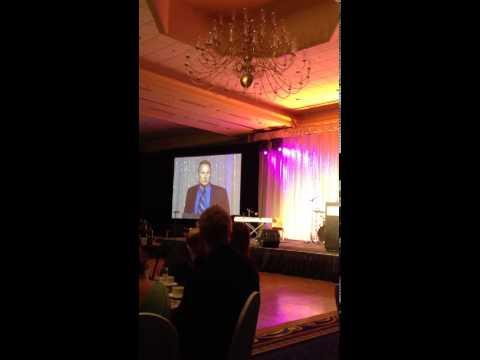 Ron Mason, Groves Academy Gala 2013