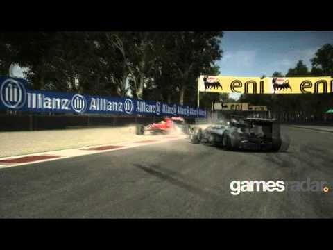 50 Smashes In F1 2010 Xbox 360 Version