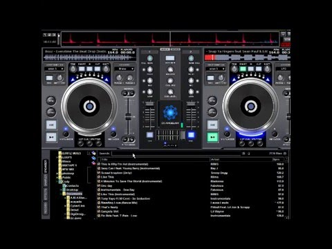 Mixing With Virtual DJ ( sound fixed )