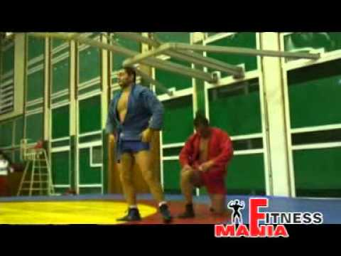 "SAMBO BULGARIA 2010 ( 3 part ) - ""Fitness Mania"" TV SHOW"