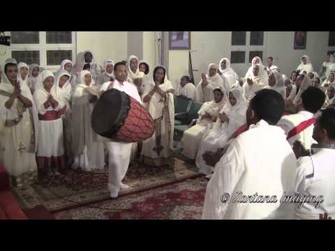 2014 Fasika / Tensea (Easter) Celebration - Medhanie Alem Eritrean Orthodox Church in Toronto