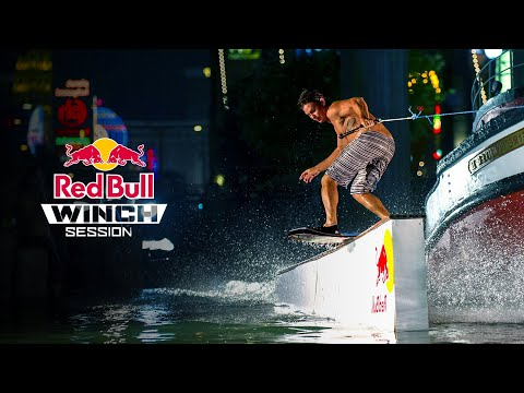 Winch Sessions - Sin City Wakeskating - Episode 6