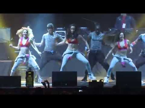 Zumba Show au Zénith (Paris) by Alix - Reggaeton All Stars