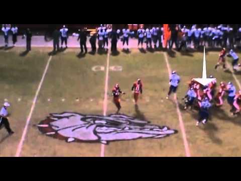 Dontrae Butler - Borger High School - Running Back - Class of 2014