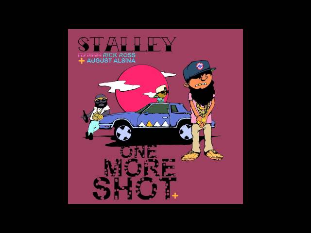 Stalley ft Rick Ross x August Alsina - One More Shot (Official Audio)