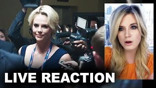 Bombshell Trailer REACTION
