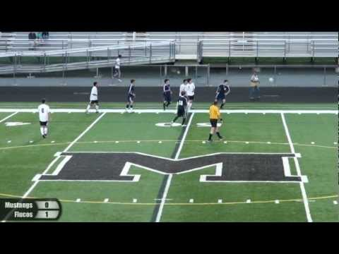 Boys Soccer:  Monticello vs. Fluvanna