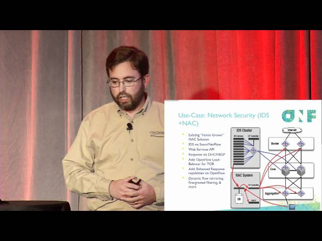 Enterprise Campus Networks: Matt Davy - Indiana University