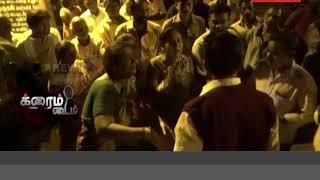 க்ரைம் டைம்:வேலூரில் கந்துவட்டி வசூலித்தவர் சரமாரியாக வெட்டிக்கொலை