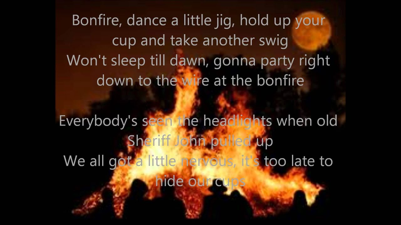 Blue Foundation - Bonfires Lyrics | MetroLyrics