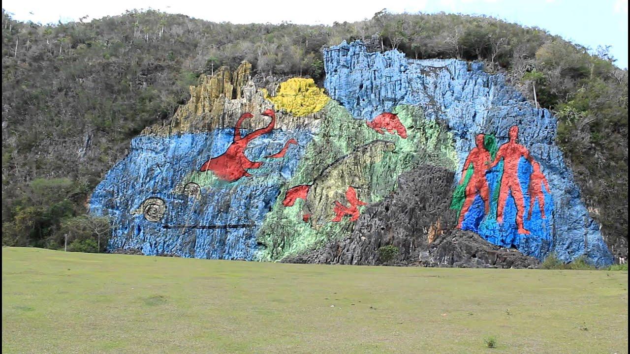 vi ales valley mural de la prehistoria in pinar del rio
