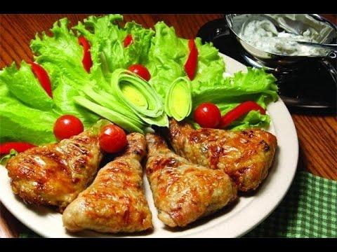 Фаршированные куриные окорочка. Рецепт фаршированный куриных окорочков