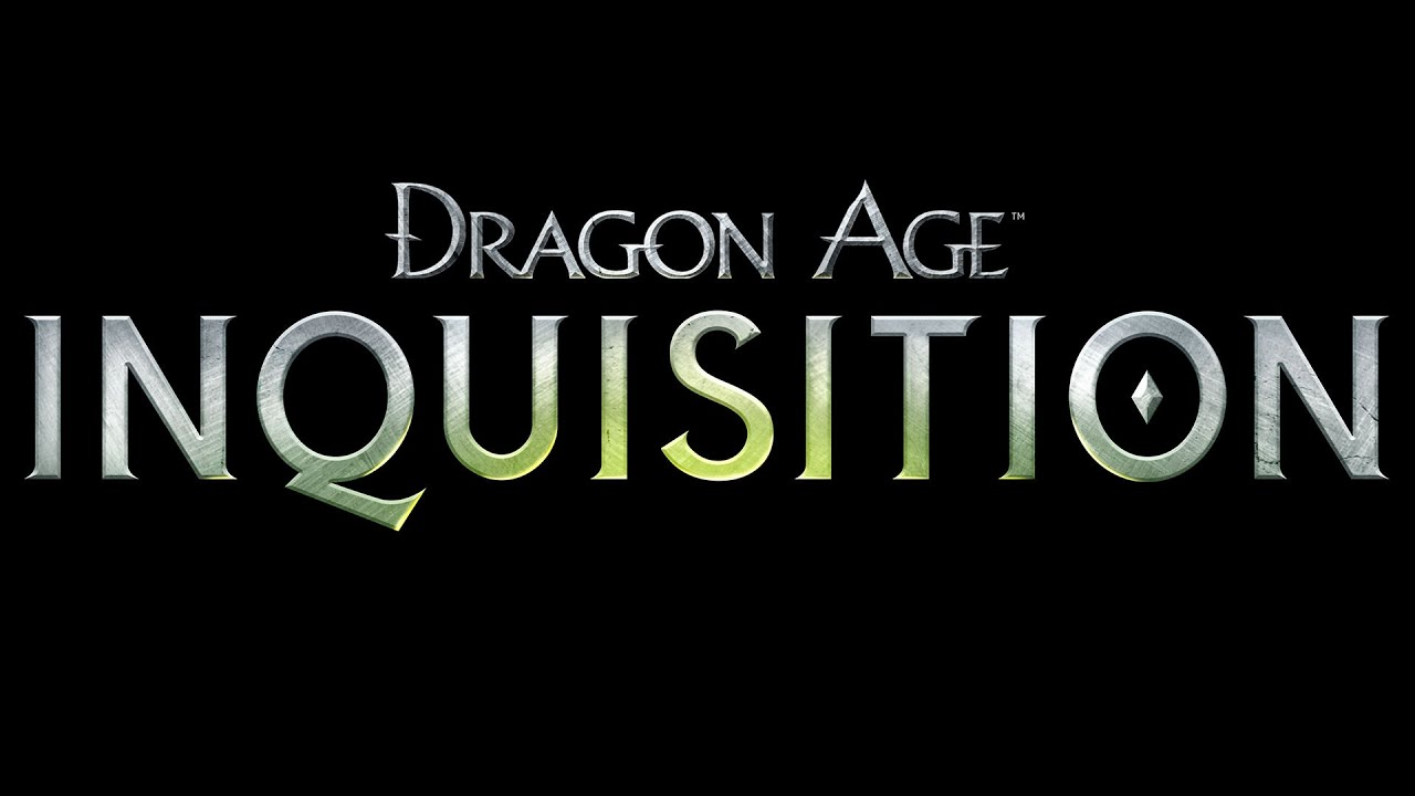 Dragon Age Inquisition Logo Dragon Age Inquisition Ost