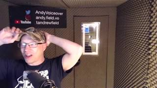 Five Nights at Freddy's Help Wanted Voice Actor Behind the Scenes Andy Field FNAF VR