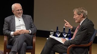 Iranian Foreign Minister in Conversation with Charlie Rose