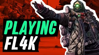 Borderlands 3's FL4K Is Great For Solo Play Thanks To Their Very Good Boys