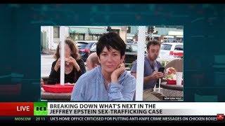 Was Epstein's madam spotted at LA fast food joint?