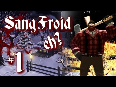 Sang-Froid: Tales of Werewolves Playthrough w/ Kootra Part 1