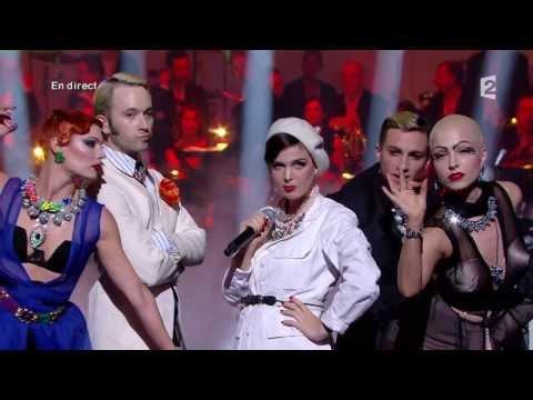 """La Femme - """"Sur la planche"""" Victoires de la Musique 2014"""