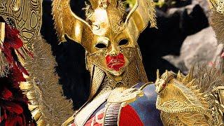 God Of War 4 Odin's Wife Goddess Freya Full Story All Cutscenes (PS4) 2018