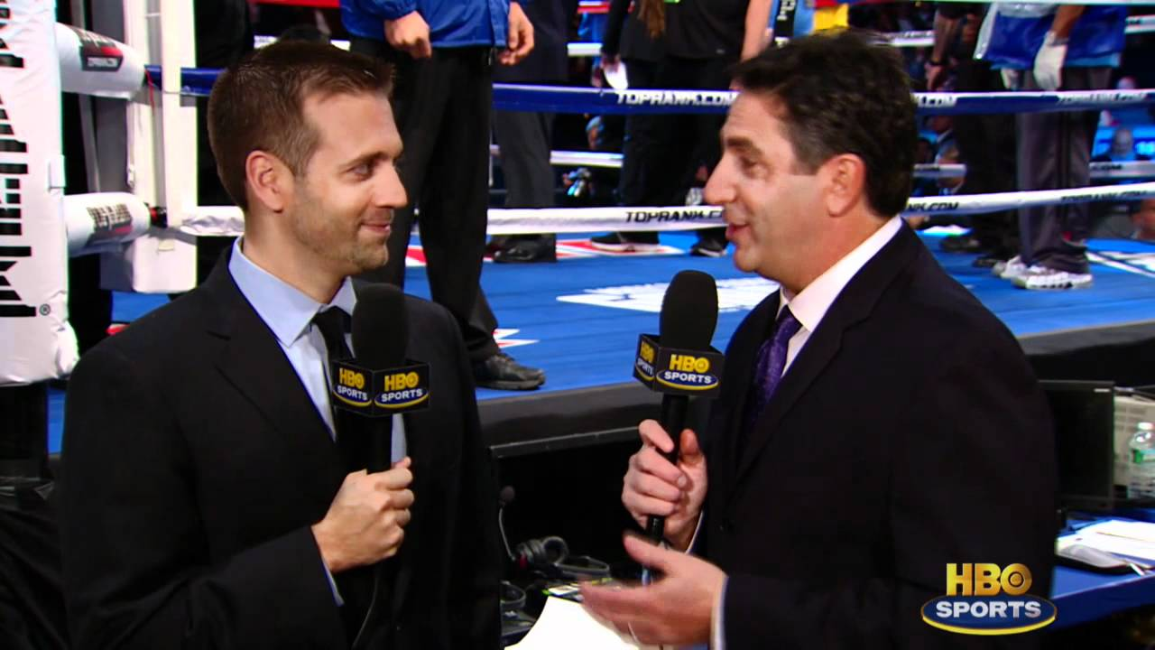Hbo Boxing Commentators Hbo Boxing Alfredo Angulo vs