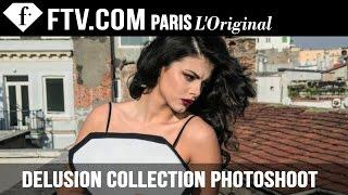 Delusion Collection Photo Shoot   FashionTV