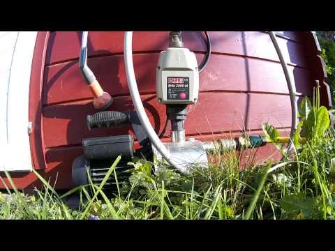 Meine Regenwasser-Anlage (Gewächshaus & Hochbeet Perfekt! Film 5)