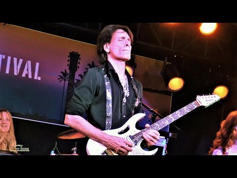 STEVE VAI and Zepparella play Led Zeppelin at Malibu Guitar Festival HotLicks Night