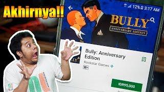 Download lagu Main Bully Di Smartphone Akhirnya :d Bully Anniversary Edition gratis