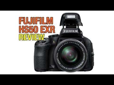 Fuji Fujifilm HS50 EXR Review