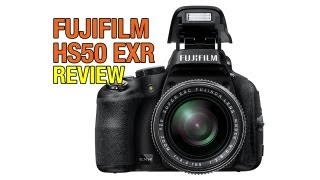 Fuji Fujifilm HS50 EXR Review