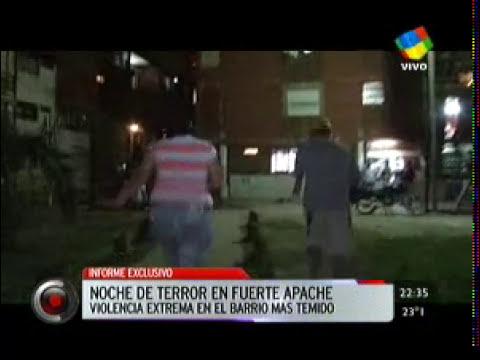 Noche de terror en Fuerte Apache - Informe La Cornisa