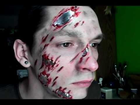 Fx makeup tutorial rash