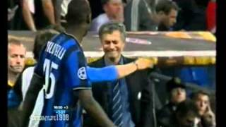 Josè Mourinho in Inter compilation