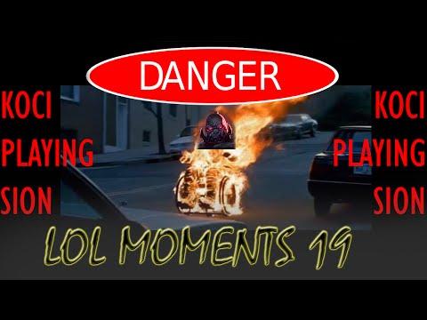 LoL Moments 19 – Koci Sion Mechanics