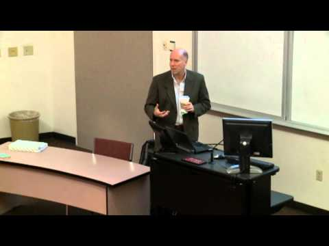 Research and Control of Emerging Viruses: Tales from the Front - Dr. Dan Bausch