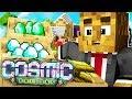 IM A COSMIC SPACE PRISONER! - Minecraft Prisons COSMIC JAIL BREAK #2