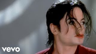 Смотреть клип Michael Jackson – Blood On The Dancefloor