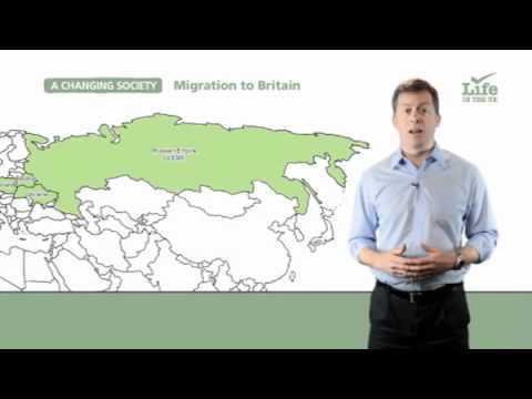 Migration Into Britain