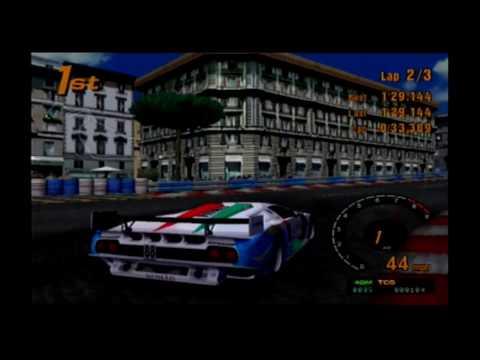 RE-UPLOAD Gran Turismo 3 Secret Cars (Lamborhini Diablo, Porsche 911)