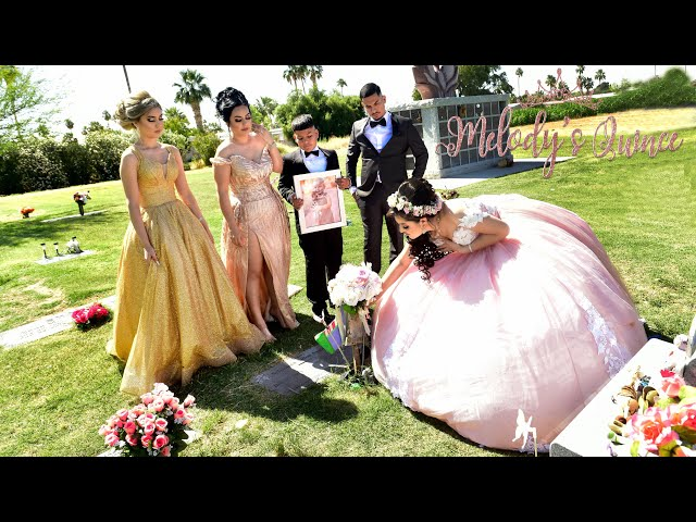 MELODY'S DREAM QUINCEAÑERA HIGHLIGHTS!!! MELODYS 15/THE AGUILARS thumbnail