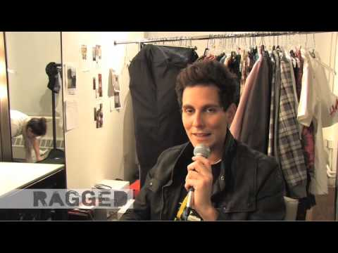 Behind the Scenes at RAGGED with Gabe Saporta