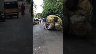GVMC mini garbage truck